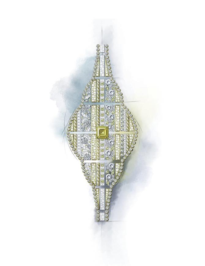 Le Paris Russe de Chanel - Bracciale Roubachka