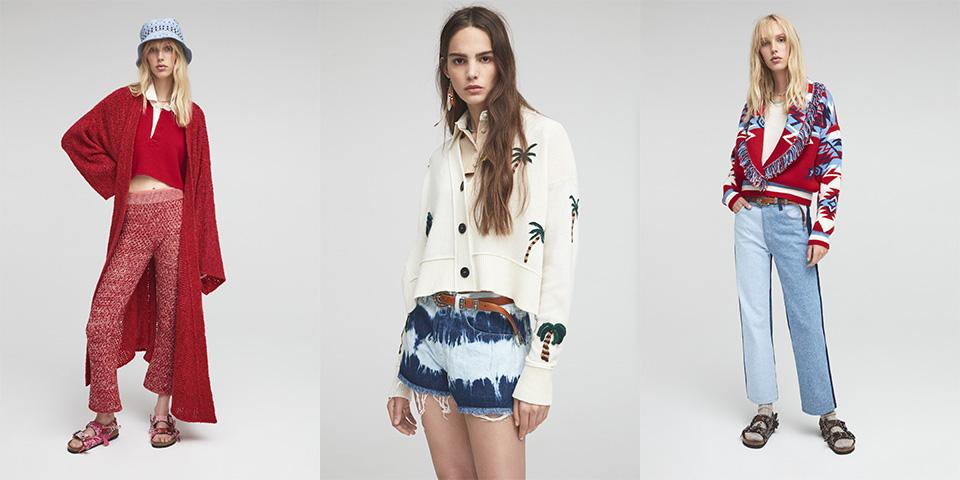 ALANUI womenswear resort 2020