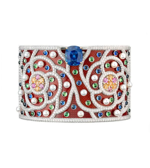 Le Paris Russe de Chanel - Bracciale Folklore