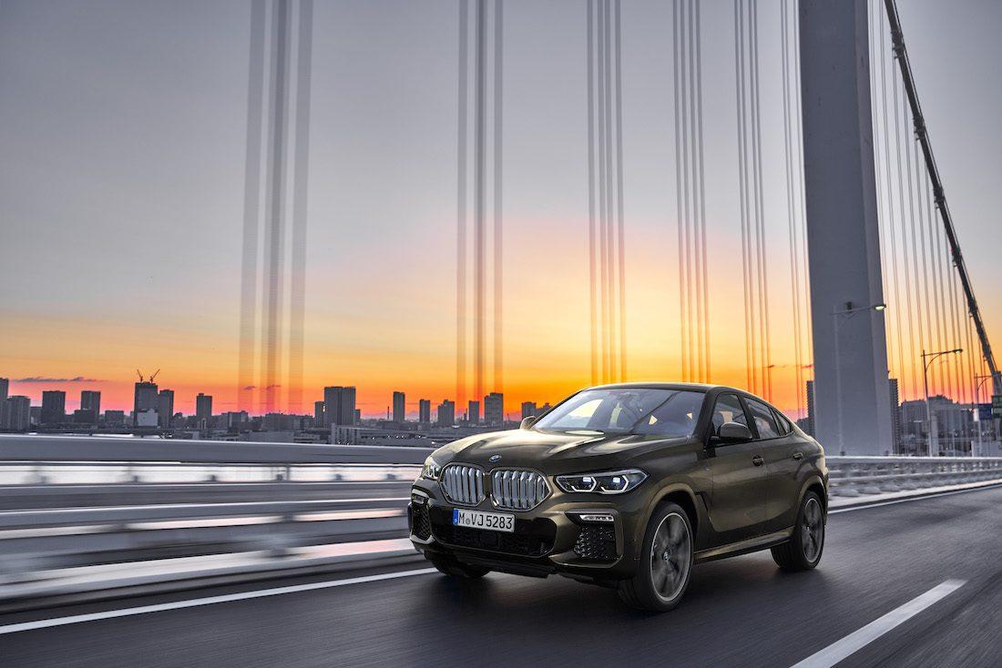 BMW X6 - Capitolo III