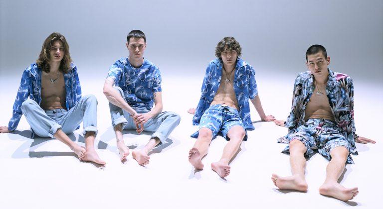 Dior Beachwear: ispirazione retrofuturistica