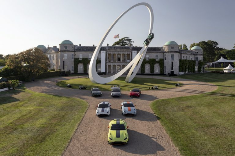 Goodwood Festival of Speed 2019. Omaggio alla storia