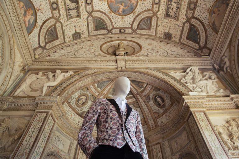 Luigi Bianchi Mantova Sartoria incontra l'arte