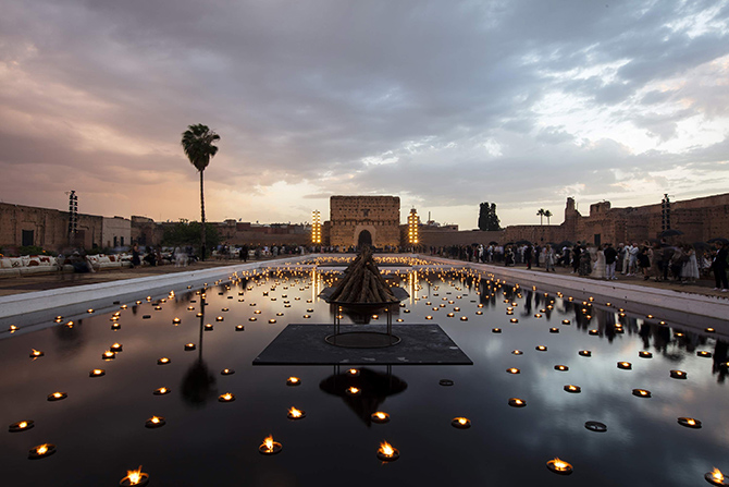 Marrakech Courtesy Christian Dior