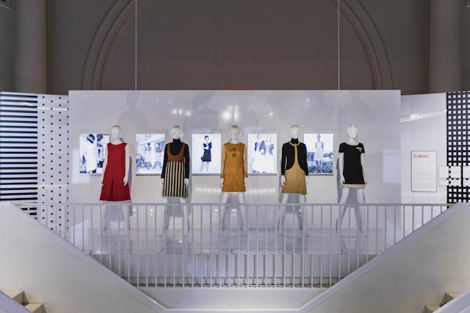 Mary Quant Victoria&Albert Museum
