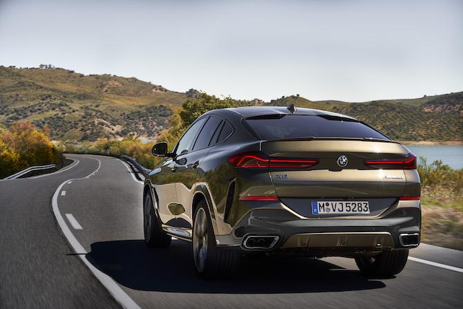 Nuova BMW X6 sarà prodotta negli Stati Uniti presso lo stabilimento del BMW Group di Spartanburg