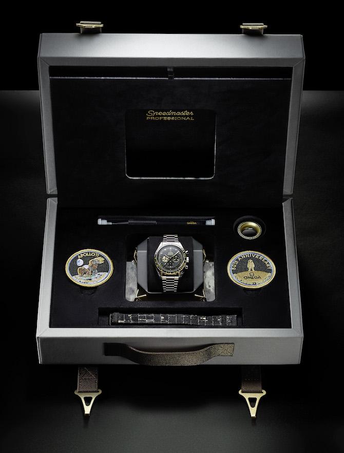 cofanetto Omega – Speedmaster cofanetto Apollo 11 50th Anniversary Limited Edition