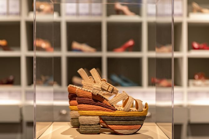 Sustainable Thinking. La mostra al Museo di Salvatore Ferragamo