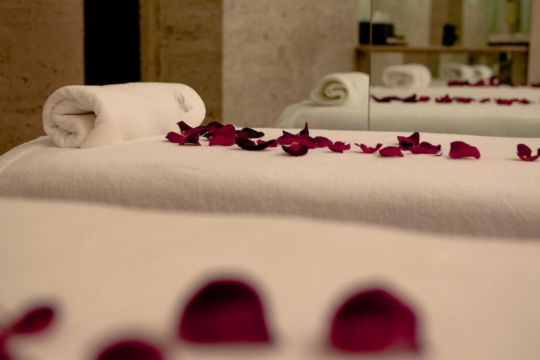 Tempo di relax. The Spa by Sisley Milano