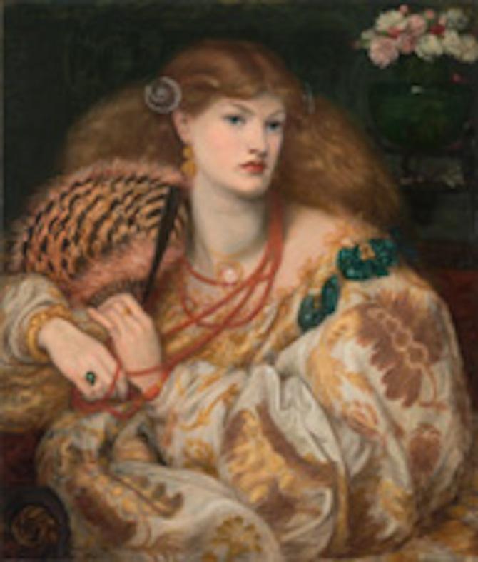 John Everett Millais (1829-1896) Ofelia