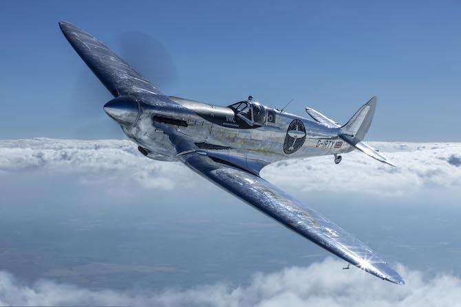 Silver Spitfire - The Longest Flight - silver-spitfire-2-964787