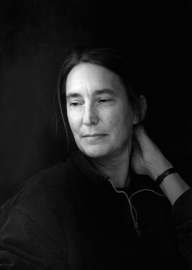Jenny Holzer_Portrait_Ph.Nanda Lanfranco - Courtesy l'artista e Hauser & Wirth
