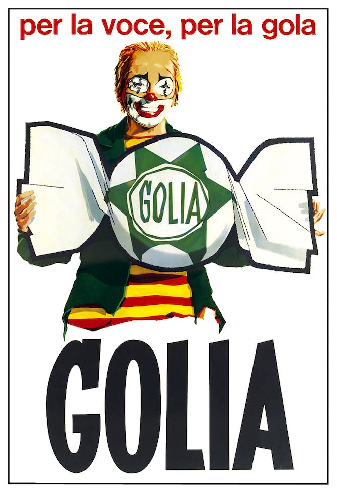 Gianni Venturino_Golia circa 1965