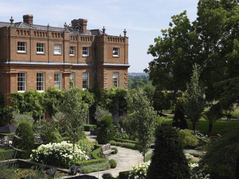 The Grove: natura e lusso in una residenza storica