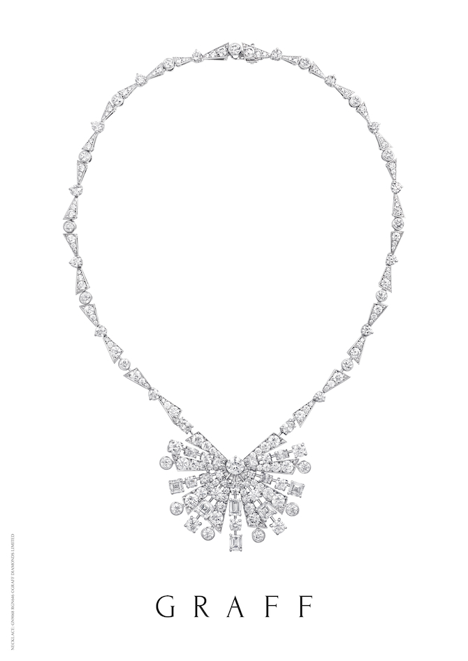Graff Diamonds – Collana Solar Diamond
