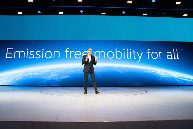La mobilità a zero emissioni è il futuro dell'auto