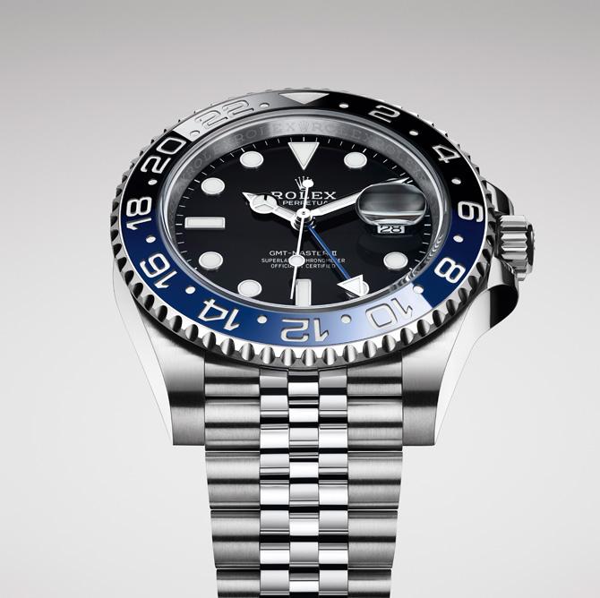 Rolex – GMT-Master II