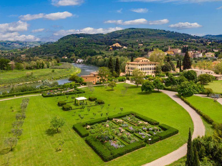 Villa La Massa. Un weekend in Toscana