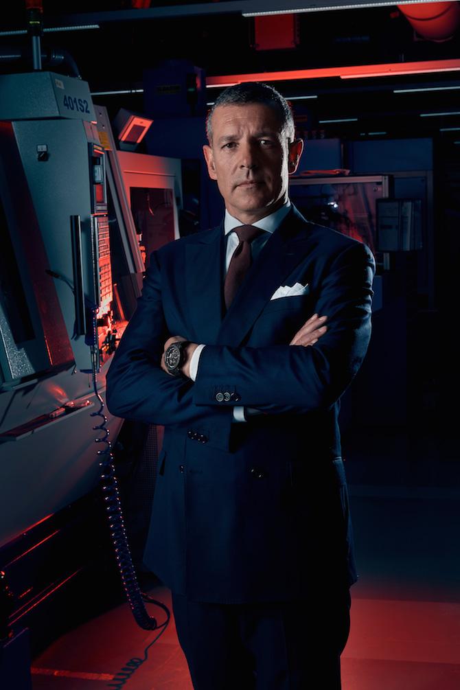 Nicola Andreatta CEO di Roger Dubuis