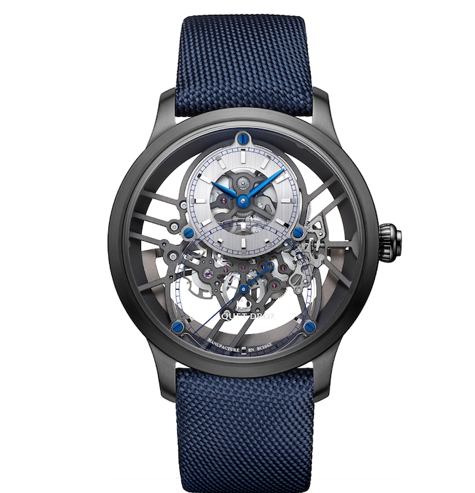 Jaquet Droz - Grande Seconde Skelet-One Ceramic – Ref: J003525541