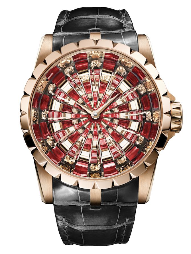 Roger Dubuis - Excalibur Knights of the Round Table IV