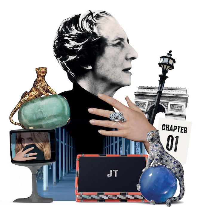 L'Odyssée de Cartier - Capitolo 1 - Jeanne Toussaint, La Panthère