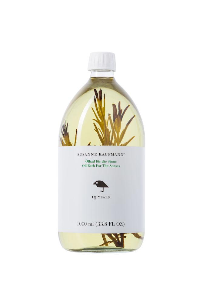 Oil Bath for the Senses XL, Susanne Kaufmann