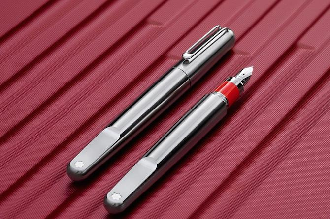 Signature (Montblanc)RED - Photo Credit: Montblanc