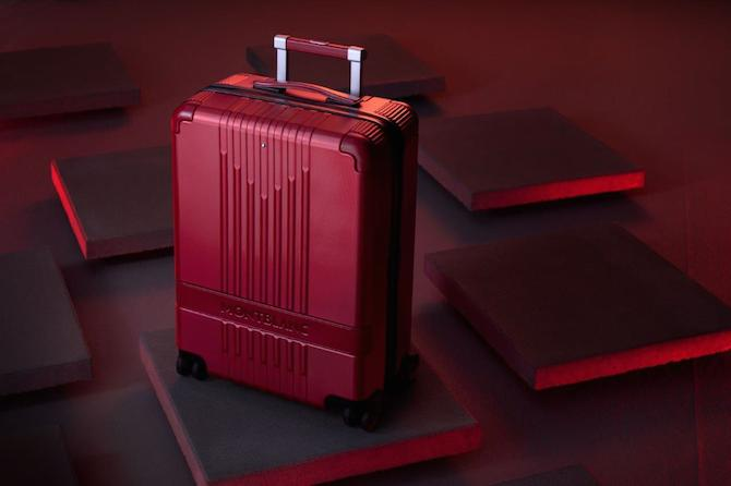 RED Trolley – Photo Credit: Montblanc