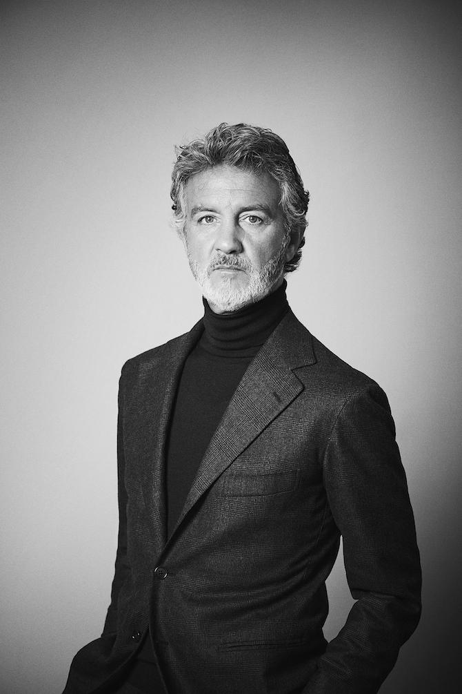 Stefano Caponi Portrait