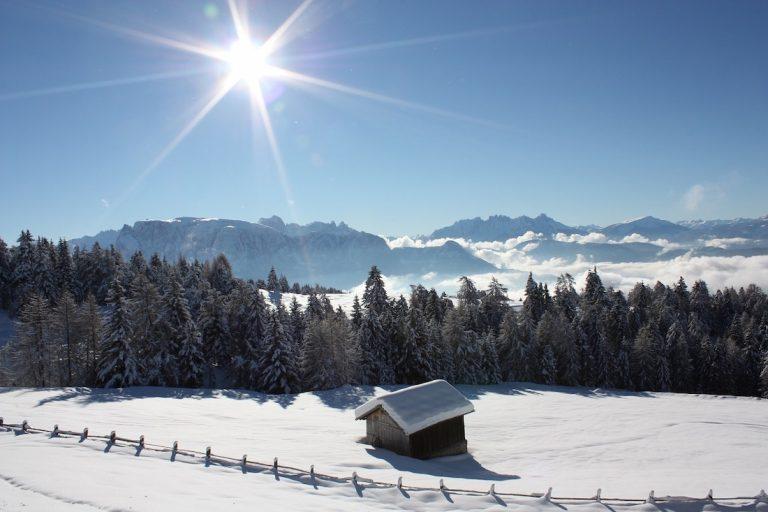 Un hotel in Trentino: l'Adler Lodge Ritten