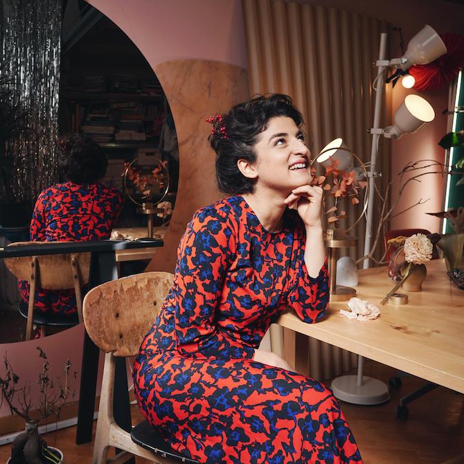 Sara Ricciardi – Courtesy Sara Ricciardi, Luca Rotondo per Starhotels
