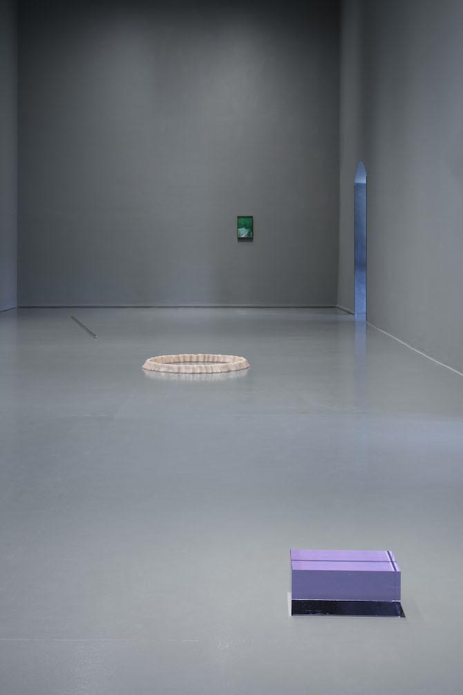 _ Francesco Gennari - Sta arrivando il temporale Vedute dell'installazione - GAMeC, Bergamo, 2019 Foto: Antonio Maniscalco Courtesy GAMeC - Galleria d'Arte Moderna e Contemporanea di Bergamo