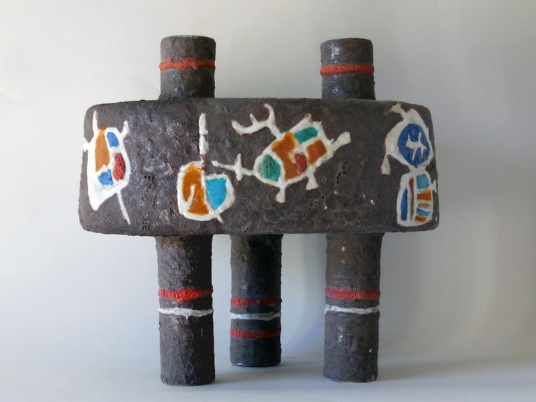 Clara Garesio. La ceramica, vita e cura