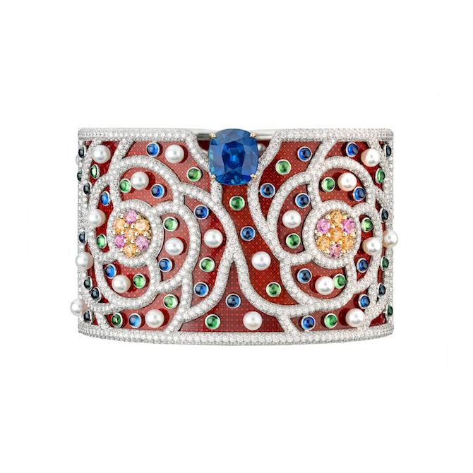 Le Paris Russe de Chanel, Bracciale Folklore