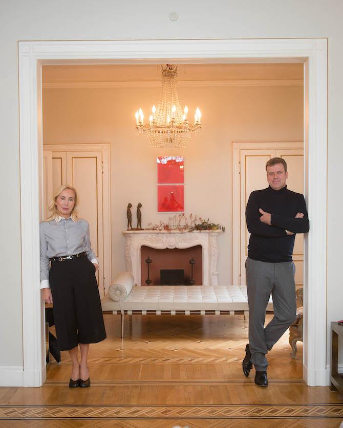 Chiara Veronelli e Christian Veronelli – Photo Credit: Mariachiara Veronelli