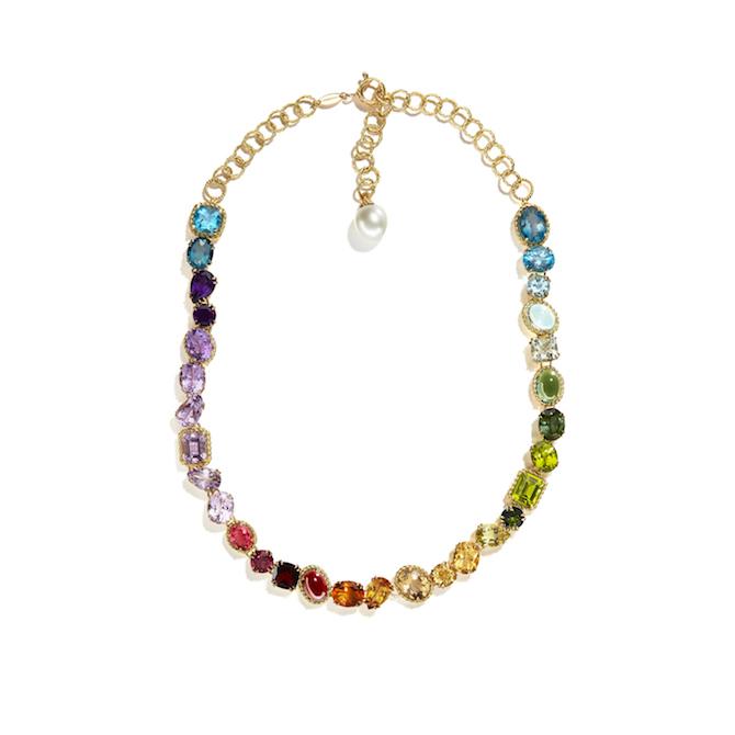Dolce e Gabbana gioielli Rainbow