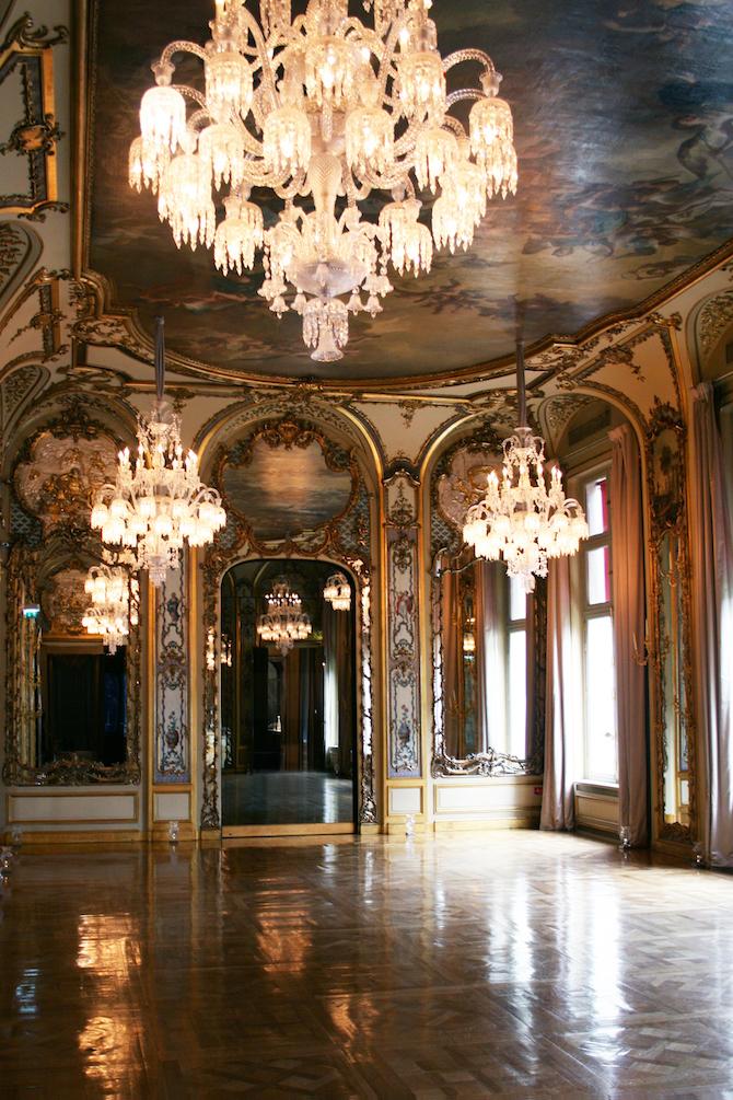 Baccarat Maison, Salle de Bal - Photo Credit: Lucie Loret
