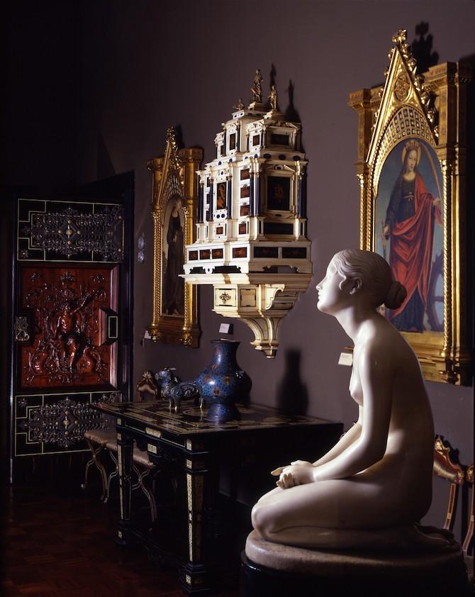 Sala Nera Museo Poldi Pezzoli di Milano