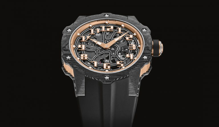 Richard Mille RM 33-02. Extra(ordinary)