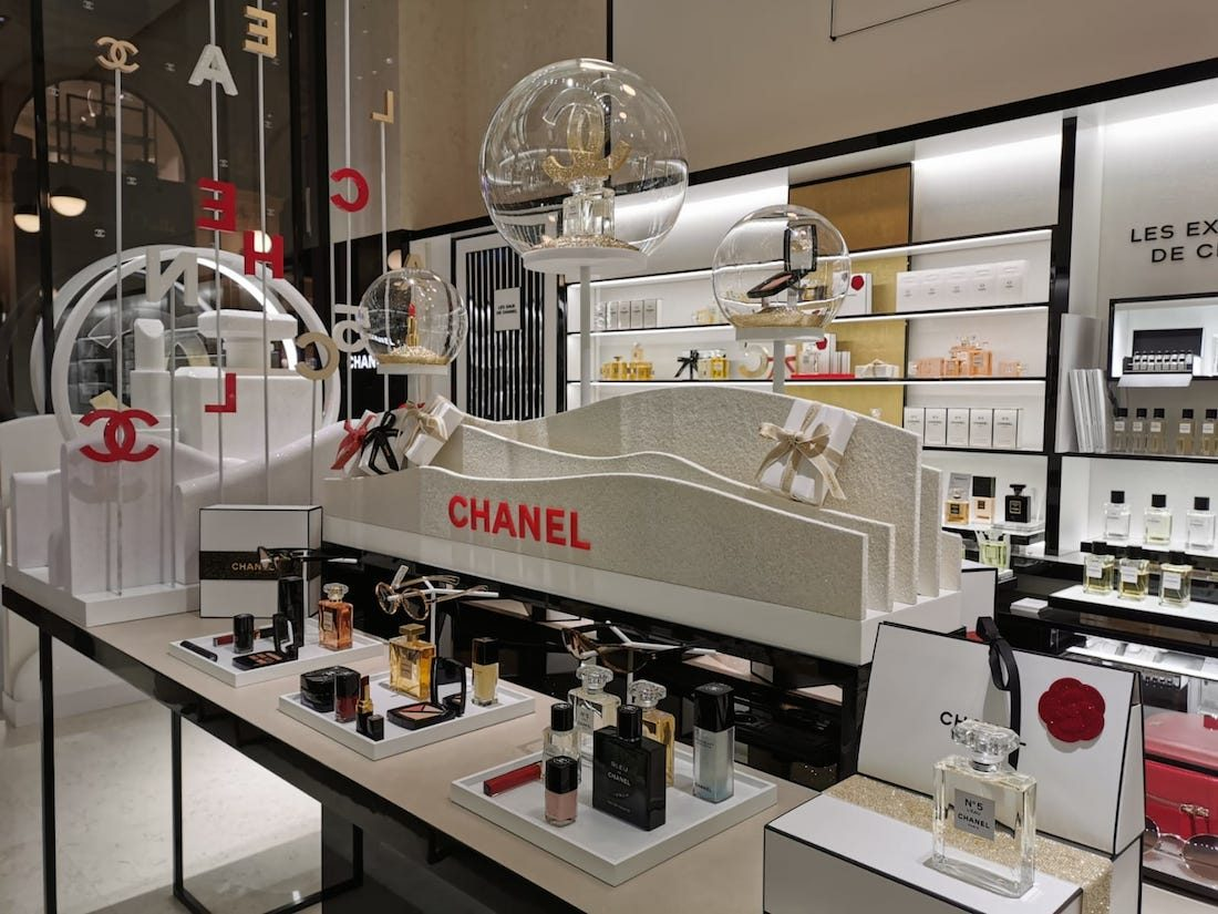 Appuntamento con la bellezza. Chanel Beauty Experience