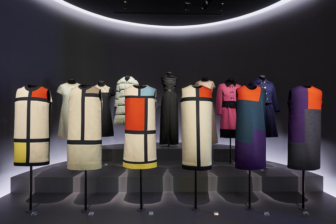 Inedite collezioni al Museo Yves Saint Laurent a Parigi