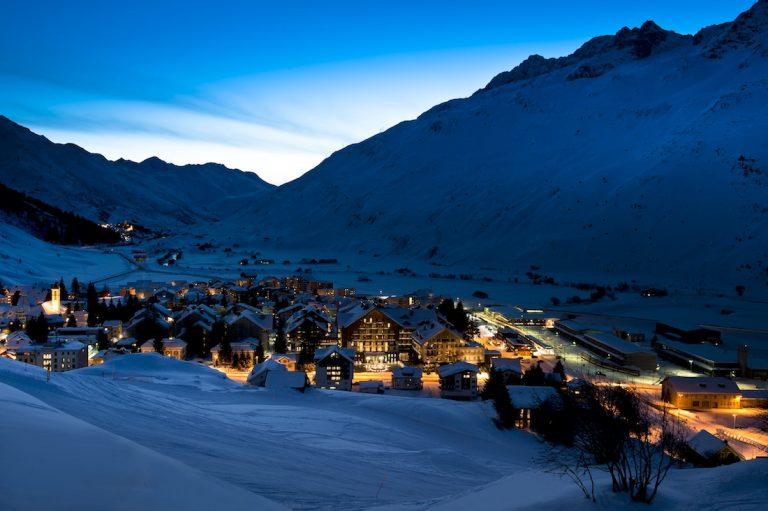 The Chedi Andermatt hotel, vacanze svizzere