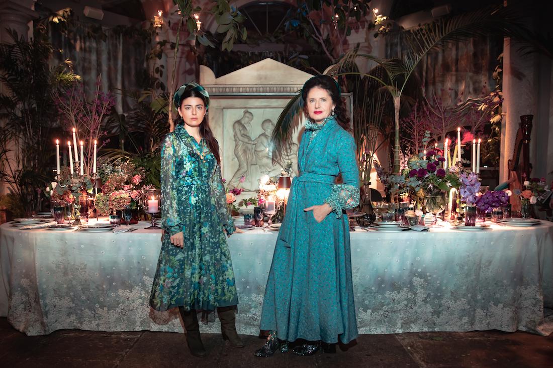 Artemest e Luisa Beccaria, una favola per l'art de la table