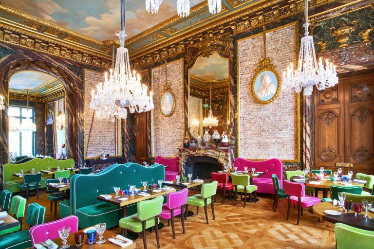 Baccarat, la Maison e il ristorante Cristal Room a Parigi