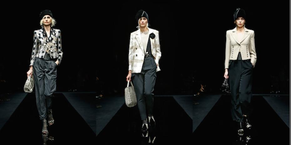 Giorgio Armani Privè collezione Haute Couture 2019-2020