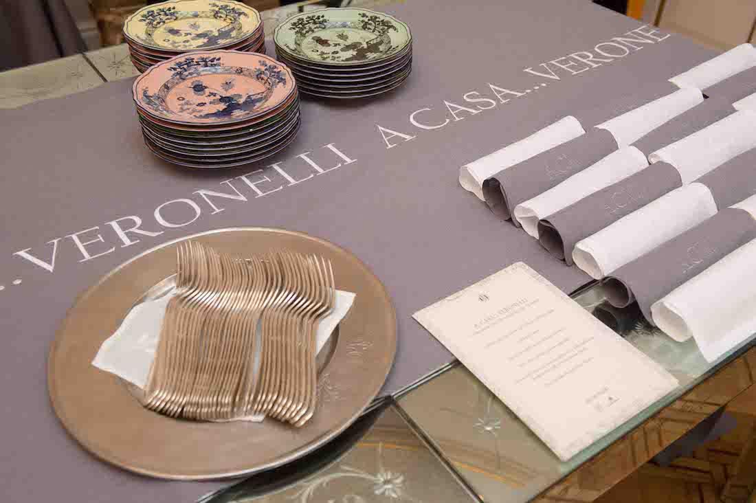 A casa…Veronelli. Quanto è chic il social eating!