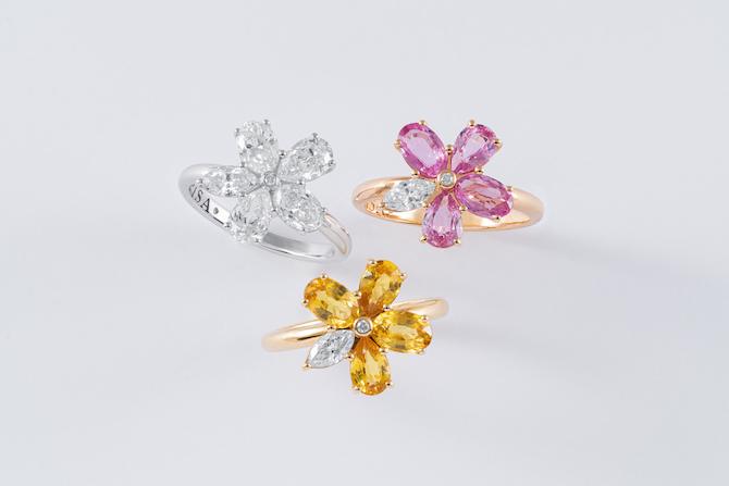Pisa Diamanti, collezione Demetra