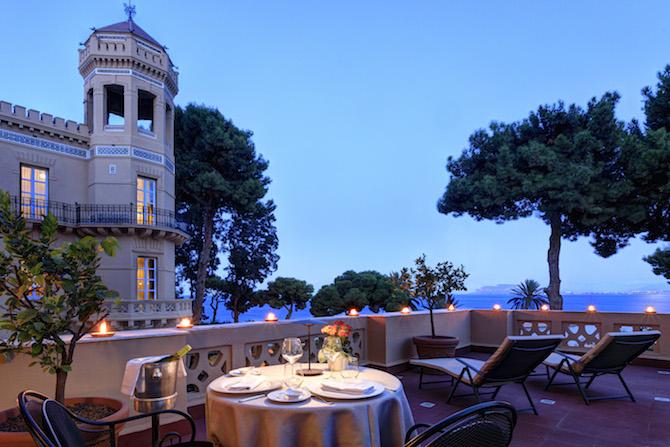 Villa Igiea Palermo – Photo Credit: Rocco Forte Hotels