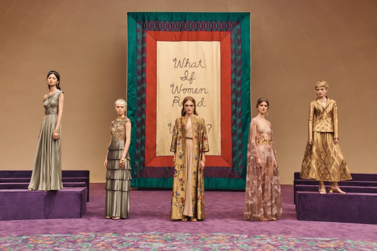 Haute Couture Parigi 2020